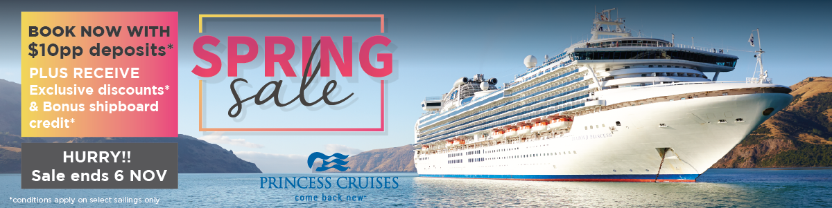 Princess Cruise Deals 2018 2019 Australia S Largest Selection Cruise Guru